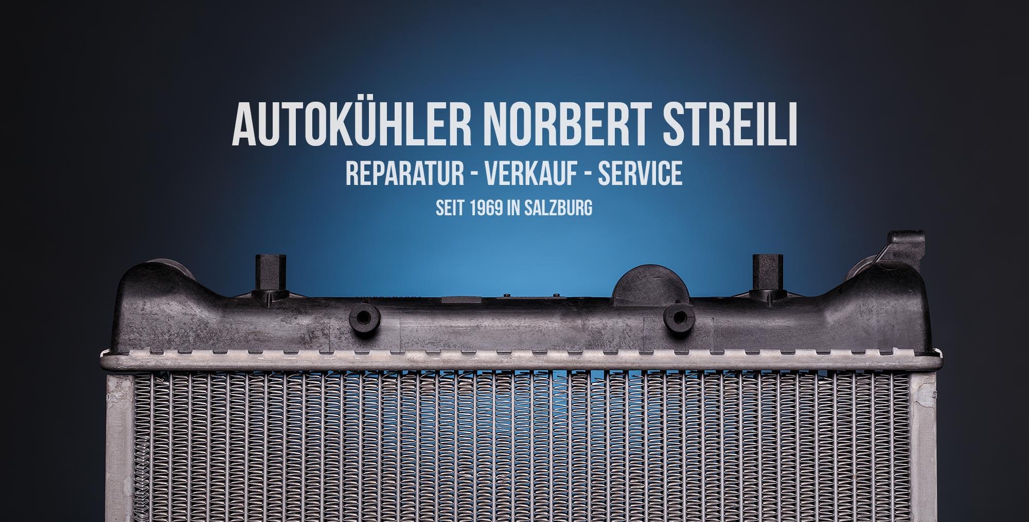 Autokühler, Wasserkühler, Klimakühler, Ladeluftkühler, Ölkühler, Heizungskühler Salzburg. Norbert Streili - Autokühler.at